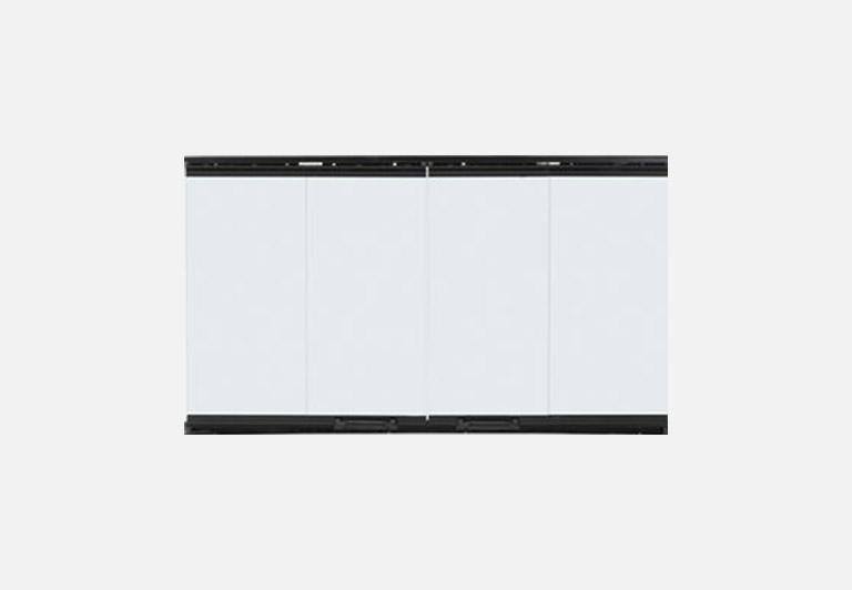 Image of Bi-Fold Glass Doors