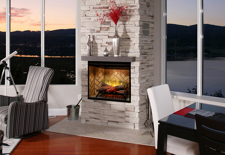 "Image of dimplex<br>Revillusion® 30"" Built-in Firebox"