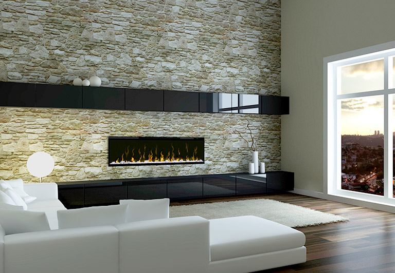 "Image of dimplex<br>IgniteXL® 50"" Linear Electric Fireplace"