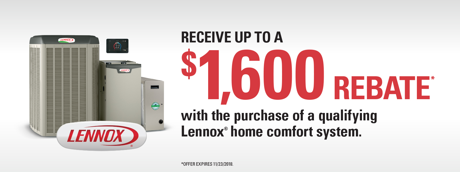 Lennox Promotion
